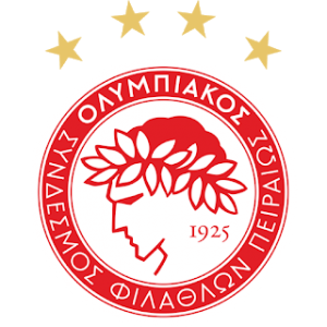 Dream League Soccer Olympiacos FC Kits and Logos 2018, 2019 – [512X512]
