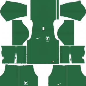 Saudi Arabia away kit 2018-19