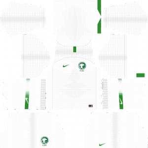 Saudi Arabia home kit 2018-19